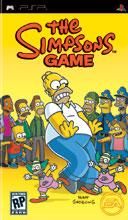 Simpsons PSP