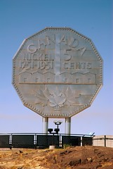 Big Nickel, Sudbury Ontario