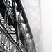 Duluth Lift Bridge in Fog