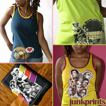 Junk on your trunk: Junkprints