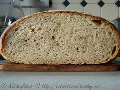 Czech Country Bread - Žitný chleba 002