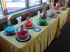 Mike and Ike Candy Buffet