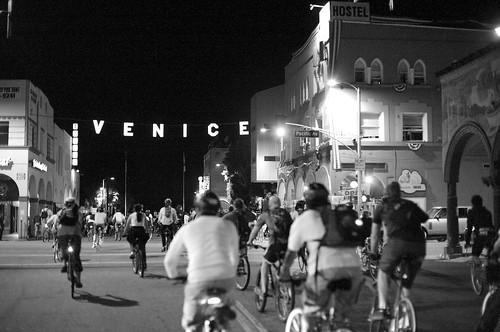 Venice Traffic Circle