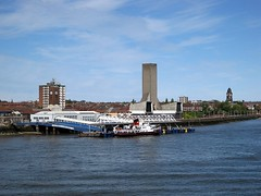 Seacombe Ferry (Snapshooter46) Tags: waterfront ferryboat landingstage merseyside rivermersey seacombeferry