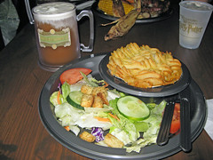 Three Broomsticks Meal