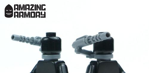AMA War Machine Rotate Gunt Concept