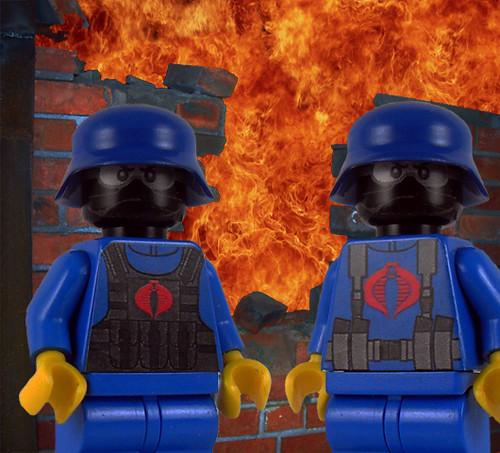 cobra troopers