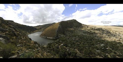 Huaraca desde la cumbre