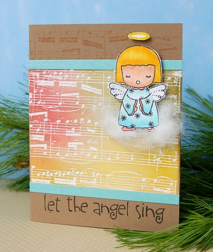 Let the angel sing