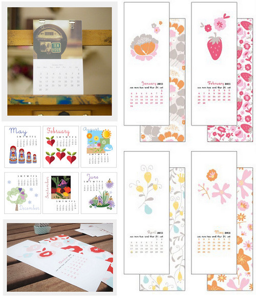 2011 Calendar Round-Up: Part 1