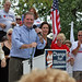 Gubernatorial Candidate Bill Brady during a  Republican Day Rally at the Illinois State Fair (1 of 2)