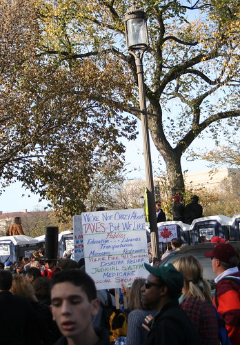 10/30/10: Rally to Restore Sanity and/or Fear