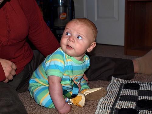 Whatcha Looking At Ma?