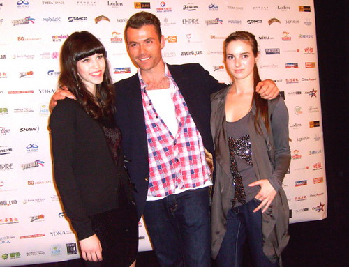 Vancouver Fashion Week Spring / Summer Collection 2011 Gala di apertura su 2 novembre 2010