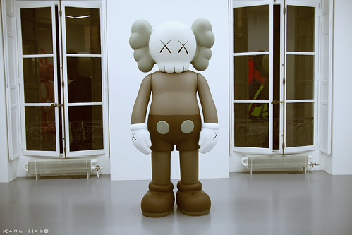 """KAWS """"Pay the Debt to Nature"""""""