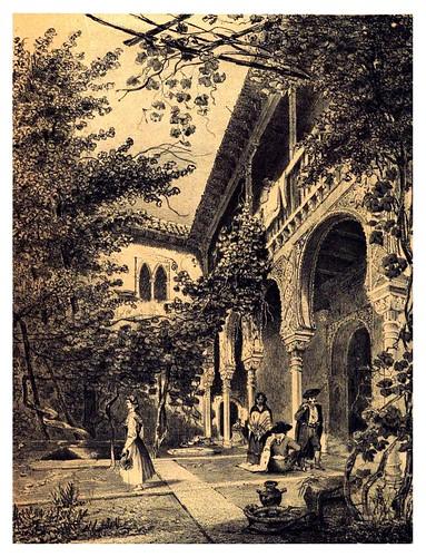 014-Casa del Chapiz-Albaycin-Recuerdos y bellezas de España-Reino de Granada