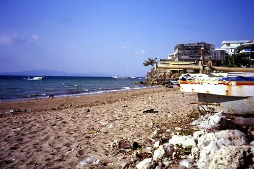 Kupang in West Timor