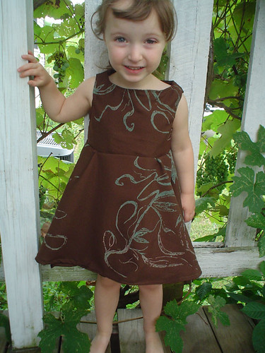 Toddler Windy Day Dress