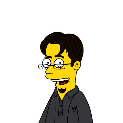 simpsonized tev