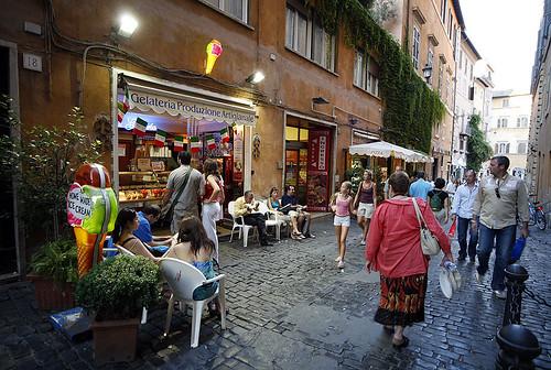rome-gelateria