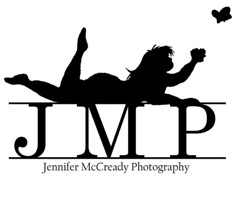 My New Logo - by Jennifer McCready Photography