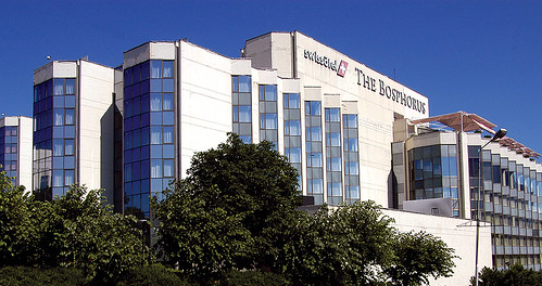 Swissotel Istanbul-The Bosphorus Hotel por Hg2Hedonist.