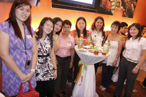 Blogger's Taste of Asia Meet
