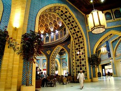 Persia Court (elvis_payne) Tags: mall shopping dubai persia ibn battuta dsch9