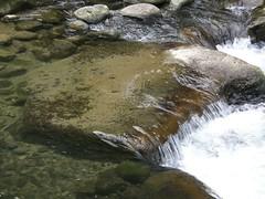 74.清澈的蓬萊溪水