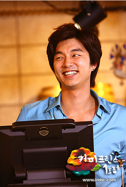 Gong Yoo as Choi Han Kyul. Ok girls, you can stop the drooling now :)