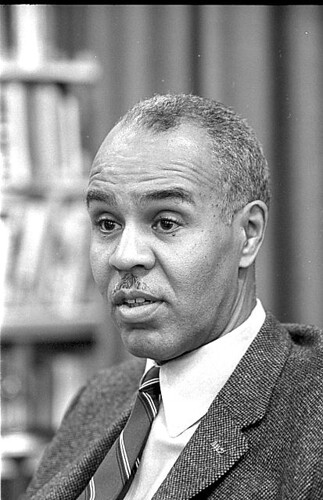 Roy Wilkins, NAACP Leader, Civil Right Activist