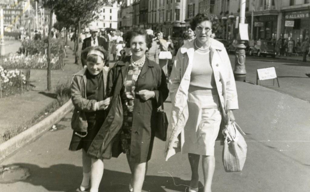 Day at Rothesay 1960