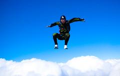 Pieksmki Skydive-45 (Alexander Savin) Tags: sky finland skydive parachuting freefall freefly pieksmki
