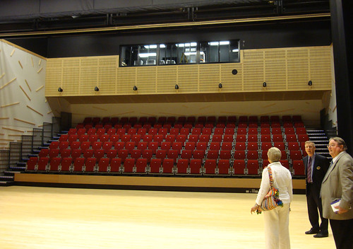 The Dance Performance Studio Theatre
