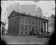 View of Capitol, Richmond, Va., April 1865, ca. 1860 - ca. 1865.