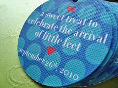 A Sweet Treat Hang Tags