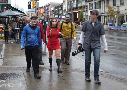 Zombie Star Trek