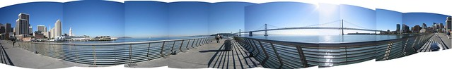 Day Four Pier 14 Pano