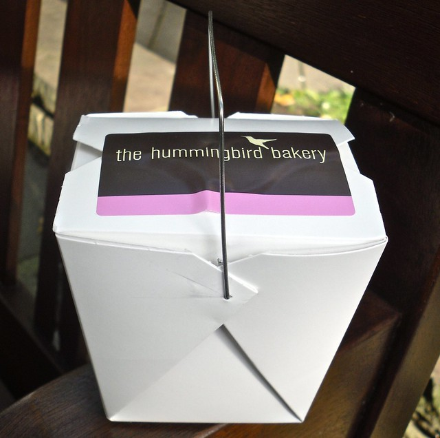Hummingbird bakery