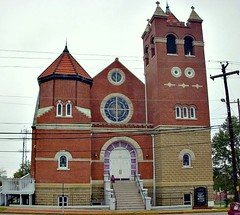First Baptist Church, Montgomery (by: Drmies, Wikimedia commons)