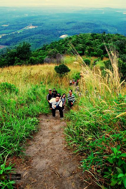 Mendaki Broga Hill