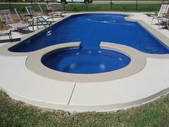 Viking Pools - Trinidad 3b - Aquamarine Pools of Texas - Jarrel TX (Viking Pools) Tags: pool swimmingpool trinidad fiberglasspool ingroundpool vikingpools aquamarinepools aquapools mayadiamondseriesfinish mayadiamondfinish