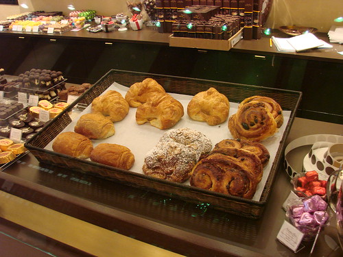 Pastries from Michel Cluizel