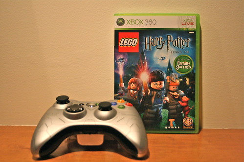 HP Lego Game