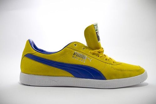 Puma Dallas Yellow