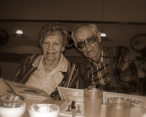 60th Wedding Anniversary - my parents