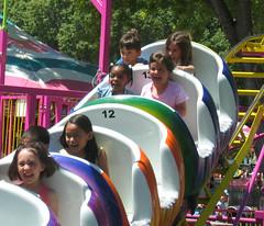 kiddy rollercoaster