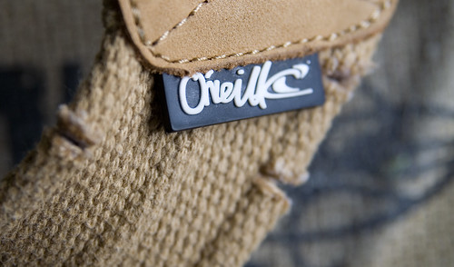 label sandal oneill