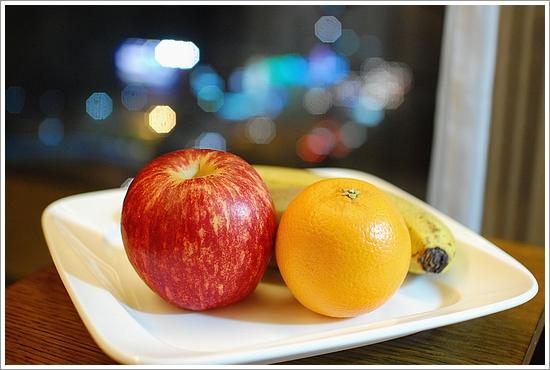 住房提供水果