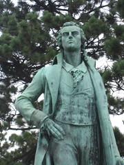 Johann von Schiller statue